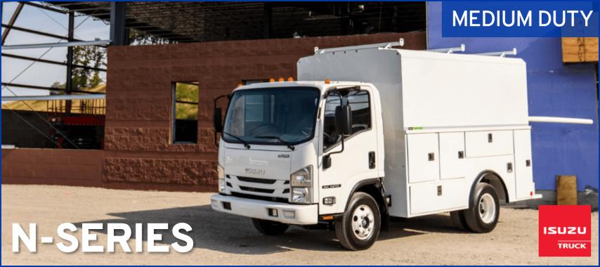 Isuzu | IRL International Truck Centres | Kamloops British